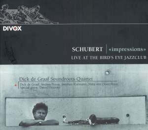 Pezzotti, Daniel: Live at the Bird's Eye Jazz Club Product Image