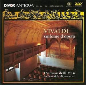 Vivaldi - Sinfonie d'Opera