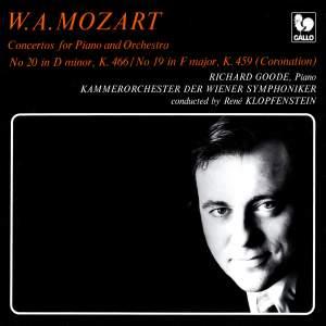 Mozart: Piano Concerto No. 20 in D Minor, K. 466 - Piano Concerto No. 19 in F Major, K. 459
