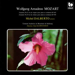 Mozart: Piano Concerto No. 21 in C Major, K. 467 - Piano Concerto No. 24 in C Minor, K. 491