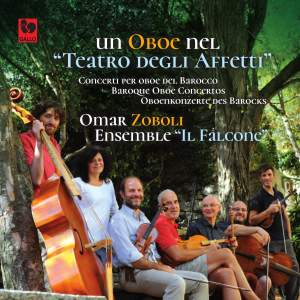 Vivaldi - Marcello - Telemann: Baroque Oboe Concertos Product Image