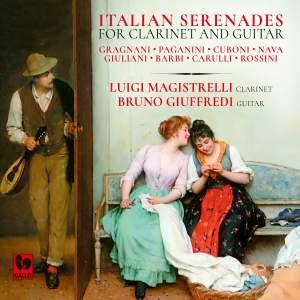 Paganini - Carulli - Rossini: Italian Serenades
