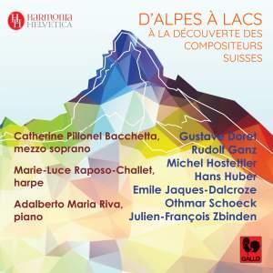 D'Alpes à lacs, à la découverte des compositeurs suisses