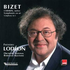 Bizet: Carmen Suite No. 1 & 2 - Symphony in C Major, WD 33