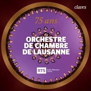 75 Years - Orchestre De Chambre De Lausanne (7CD)