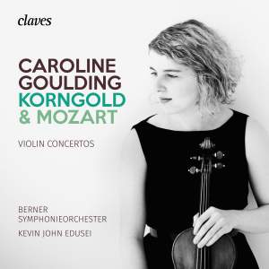 Korngold & Mozart: Violin Concertos