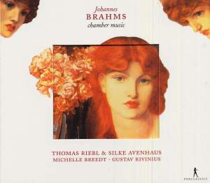 Brahms: Viola Sonatas Nos. 1 and 2, Trio in A minor & 2 Gesänge