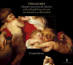 Treasures: Chamber Music from the Collection of Earl Rudolf Franz Erwein von Schonborn zu Wiesentheid