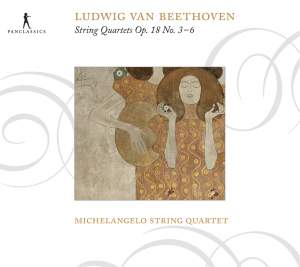 Beethoven: String Quartets Nos. 3-6 Product Image
