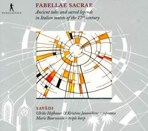Vocal Music (17Th Century Italian) - Ghizzolo, G. / Marotta, E. / Carissimi, G. / Lambardi, F. / Strozzi, B. (Ancient Tales, Sacred Legends)