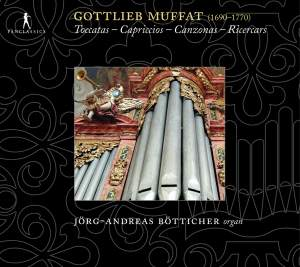 Muffat: Works for Organ