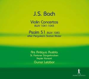 JS Bach: Violin Concertos BWV1041-1043