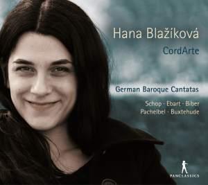 German Baroque Cantatas Product Image