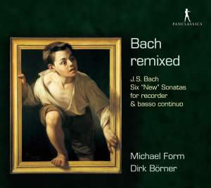 Bach remixed: Six 'New' Flute Sonatas