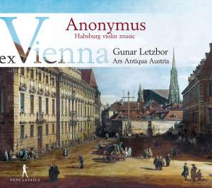 ex Vienna Volume I: Anonymus