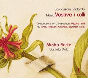 Baldassare Vialardo: Missa Vestiva i colli Product Image