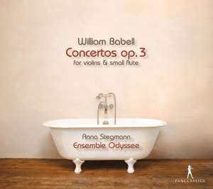 William Babell: Concertos Op. 3 Product Image
