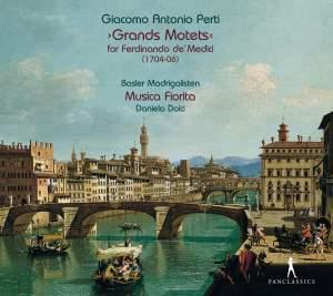 Giacomo Antonio Perti: Grands Motets