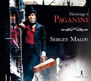 Hommage to Paganini: Sergey Malov