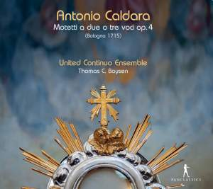 Caldara: Motetti a due a tre voci Op. 4