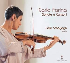 Carlo Farina: Sonate e Canzoni