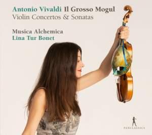 Vivaldi: Il grosso mogul – Violin Concertos & Sonatas Product Image