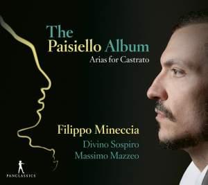 The Paisiello Album: Arias for Castrato Product Image