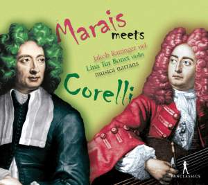 Marais Meets Corelli