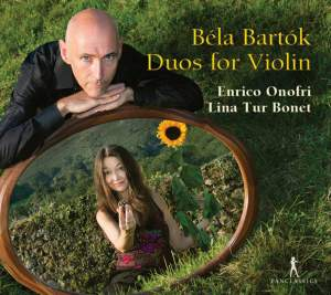 Bartók: Duos For Violin Product Image