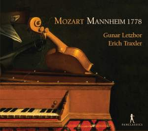 Mozart: Mannheim 1778 Product Image