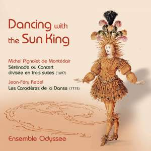 Dancing with the Sun King - Works by Montéclair & Rebel Product Image