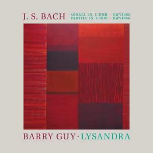 Maya Homburger plays JS Bach & Barry Guy