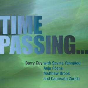 Barry Guy: Time Passing Product Image