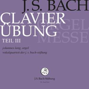 J.S. Bach: Clavier-Übung, Book 3 'Orgelmesse' Product Image