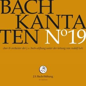 J.S. Bach: Cantatas, Vol. 19 Product Image