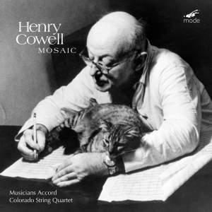 Henry Dixon Cowell - Musique de chambre