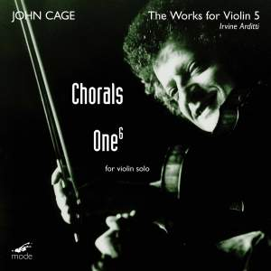 Cage Edition Volume 27 - The Works for Violin 5