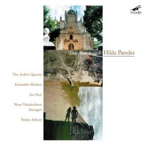 Hilda Paredes - Listen how they talk