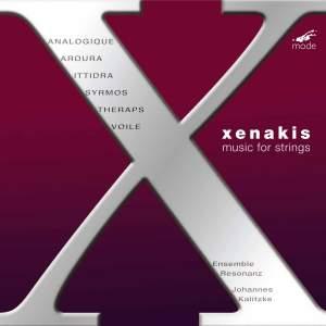 Xenakis Edition Volume 6 - Music for Strings
