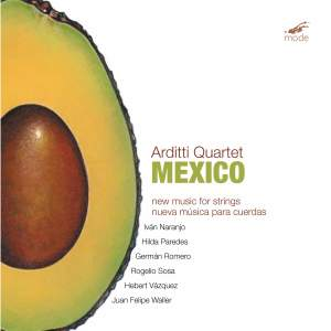 Arditti Quartet - Mexico
