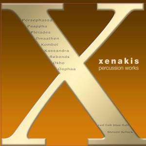 Xenakis Edition Volume 7 - Percussion Works