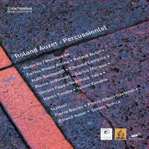 Roland Auzet - Percussion(s)