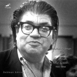 Feldman Edition Volume 10 - Trio