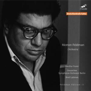 Feldman Edition Volume 11 - Orchestra