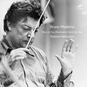 Bruno Maderna: Music in Two Dimensions