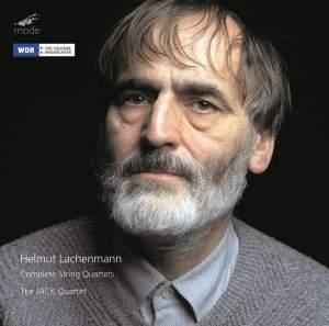 Lachenmann: Complete String Quartets