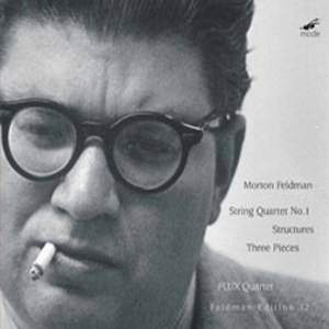 Feldman: String Quartet No.1 & Early Quartets
