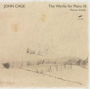 Cage: The Works for Piano, Vol. 10