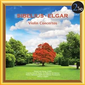 Sibelius / Elgar: Violin Concertos