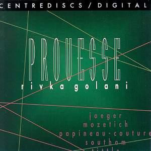Papineau-Couture, J.: Prouesse / Mozetich, M.: Baroque Diversion / Jaeger, D.: Fool's Paradise / Tittle, S.: Messages (Four)